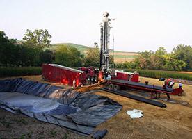 Вкладыш в амбар для слива нефти ВАСН