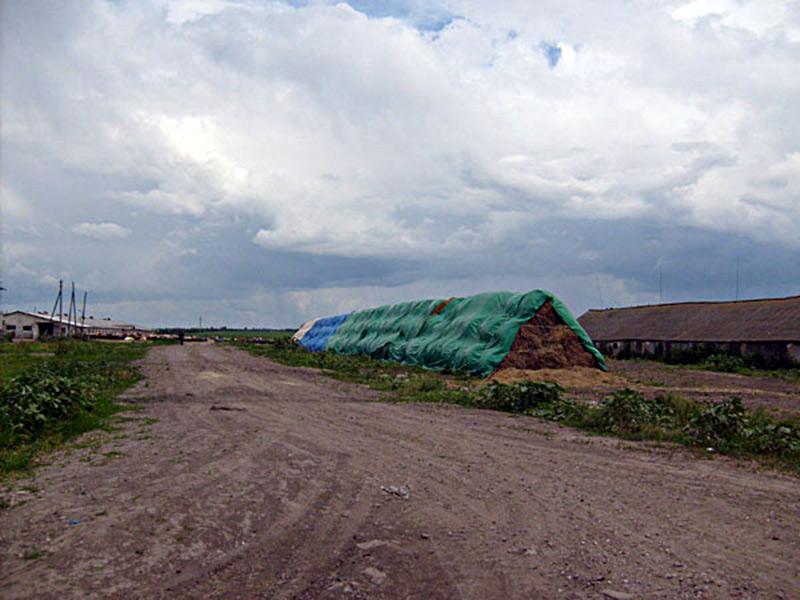 Сельскохозяйственные укрытия