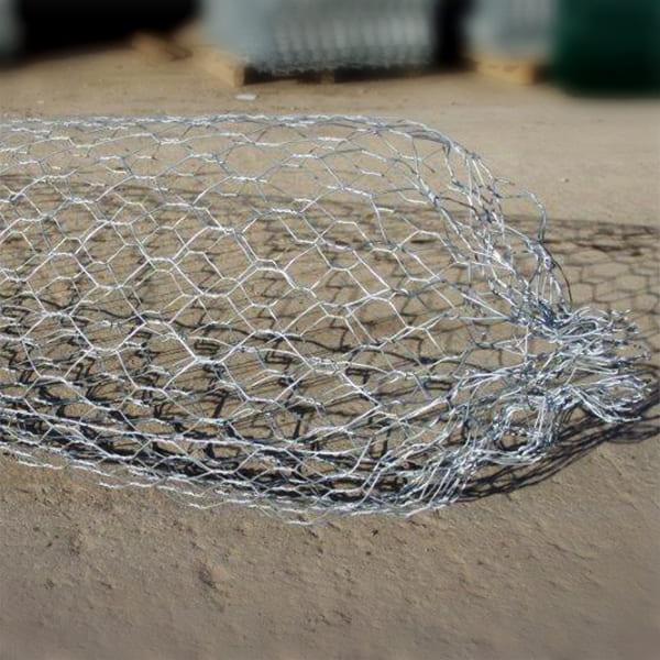 Конструкция габиона цилиндрической формы