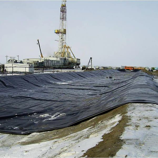 Создание резервуаров для слива нефти